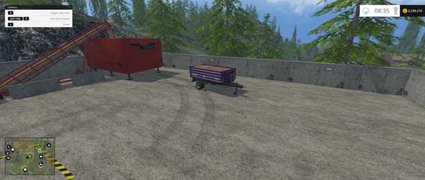 Brantner Compost Trailer v 1.0