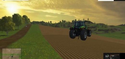 Broger Turbo Tractor