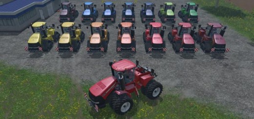 Case IH QuadTrac 920