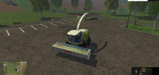 Claas Direct Disc 620
