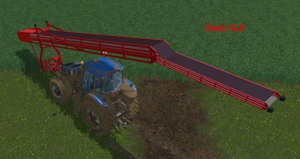 Conveyor belt set