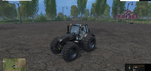 DEUTZ FAHR 620 BLACK EDITION