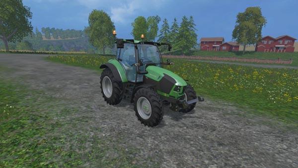 Deutz Series 5 TTV