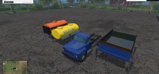 GAZ 53 Pack