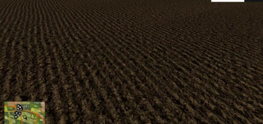 Ground textures hard wet