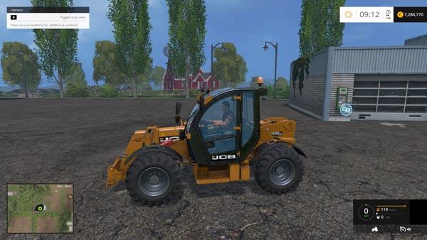JCB 535 95 AGRI