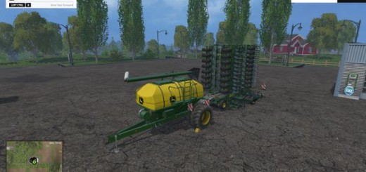 John Deere AIR Seeder 12M
