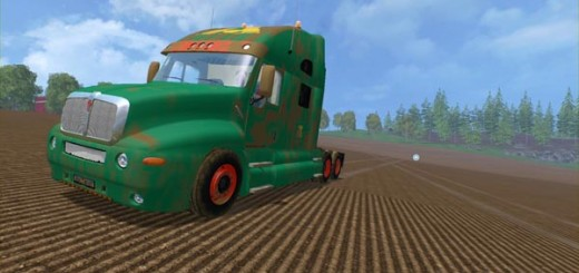 Kenworth KT2000 Aguas Tenias Edition