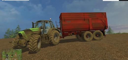 Krampe Big Body 650S