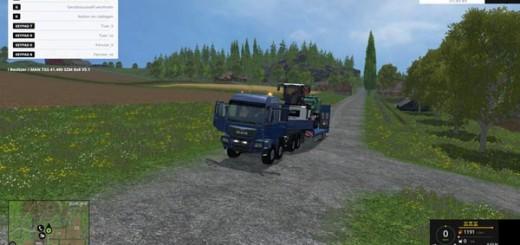 MAN 41480 tractors