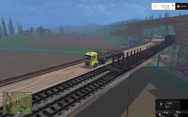 Sawmill Track