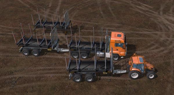 Setting frame Timber v 1.0