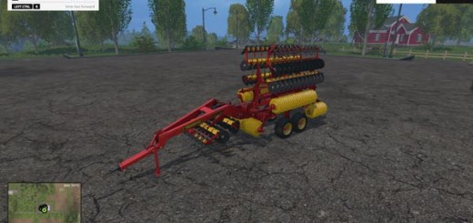 Vaderstad Carrier 820 Crossboard heavy