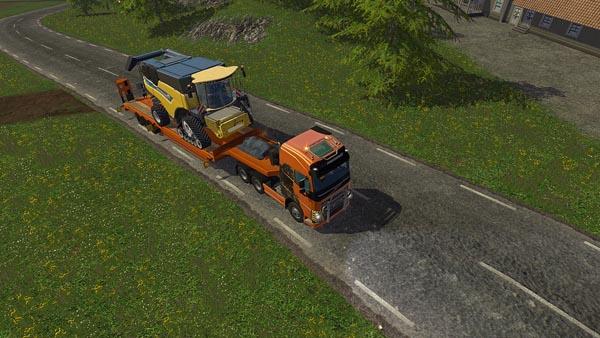 VolvoFH16 2012 Transport