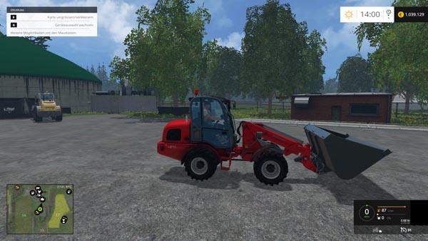 Weidemann 4270 CX100T