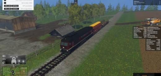 Zugtransportset