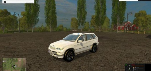 BMW X5 15 Special vehicle