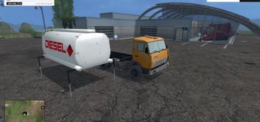 Kamaz fuel