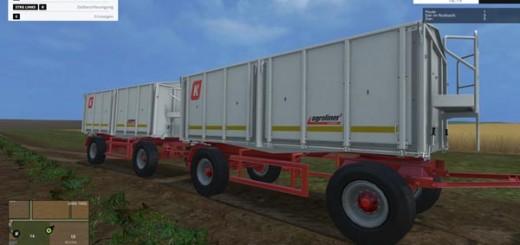 Kroeger Agroliner HKD 302