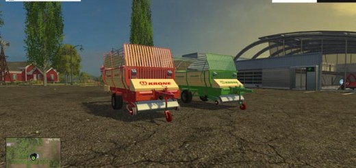 Loader Wagons