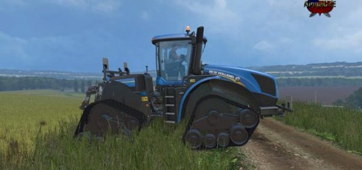 New Holland T9.565 SmartTrax II