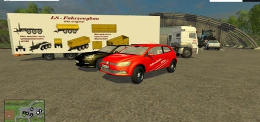 Polo GTI driving school