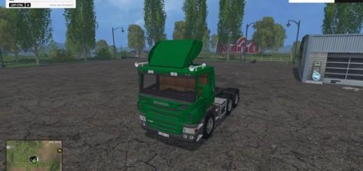 Scania ZM3A Billinger
