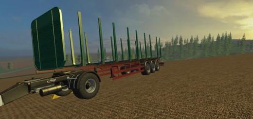 Schmitz timber semi-trailers