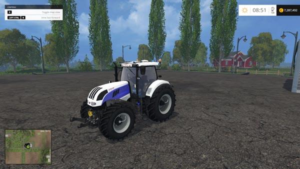 Steyr 6230 CVT