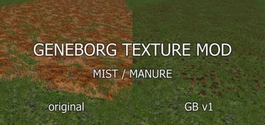 Textures Slurry Manure Lime
