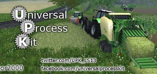 Universal Process Kit