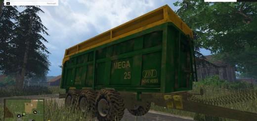 ZDT Mega 25