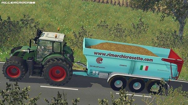 Crosetto CMR180