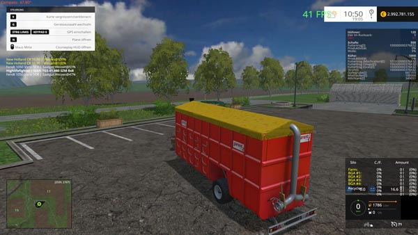 Field Container