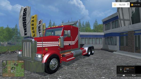 Kenworth kw900