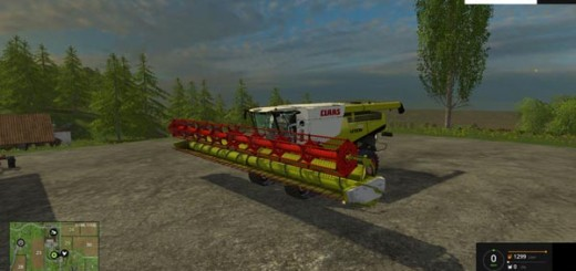 Lexion 780 Multi Fruit