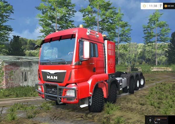 Man Super Truck