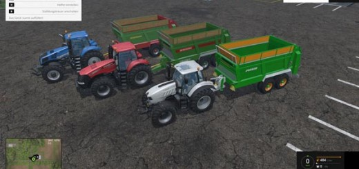 Manure Spreader Pack