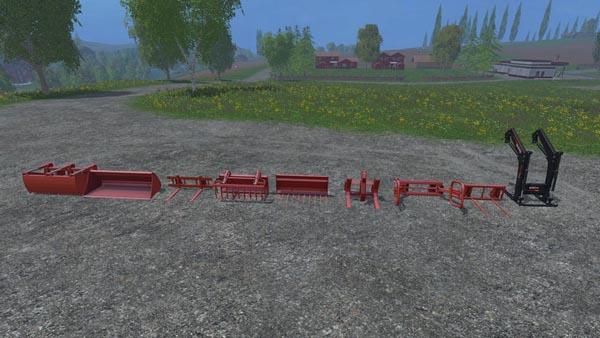 Steyr Equipment Pack