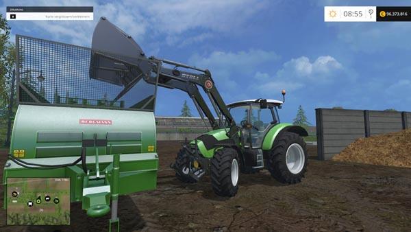 Agrotron K420