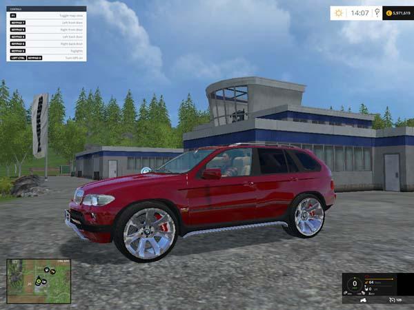 BMW X5 2004 model