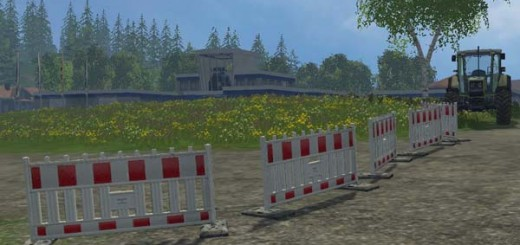 Barrier hoarding