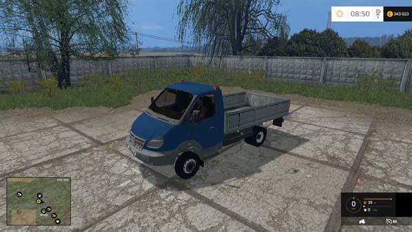 GAZ 3310 Valdai