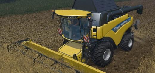 New Holland CR 6.90
