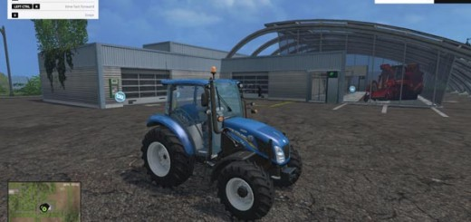 New Holland T4.65 4WD