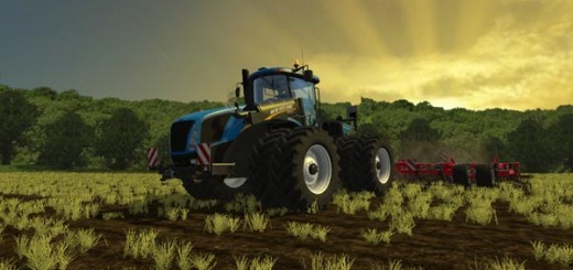 New Holland T9 Supersteer