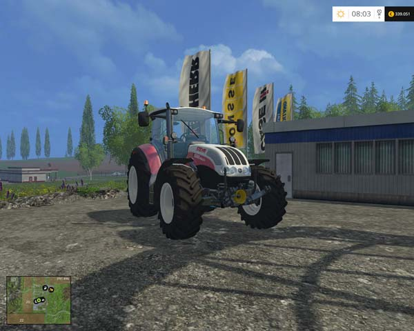 Steyr 6260 Multi
