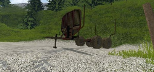 Timber Trailer Pack
