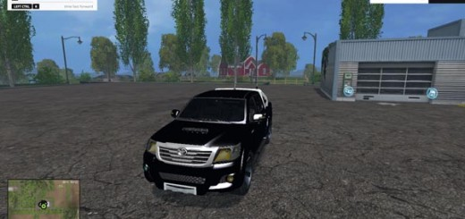 Toyota Hilux City