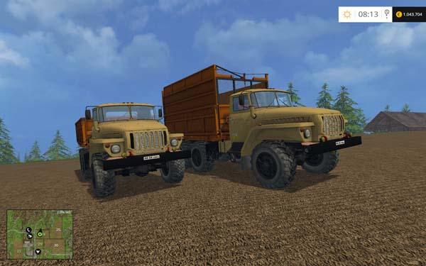 Ural 5557